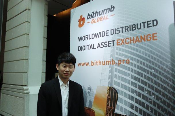 Bithumb Global 聯合創始人兼董事總經理 Javier Sim