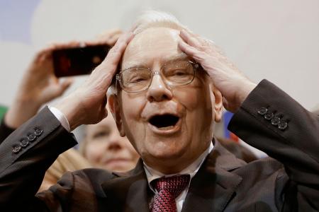 巴菲特 投資 黃金 - 股神, Warren Buffett, 巴菲特投資策略, 金礦股, 比特幣挖礦, 巴菲特, 黃金 , 比特幣